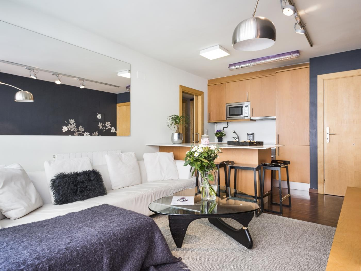 Executive Apartment near the City Center - My Space Barcelona Aпартаменты