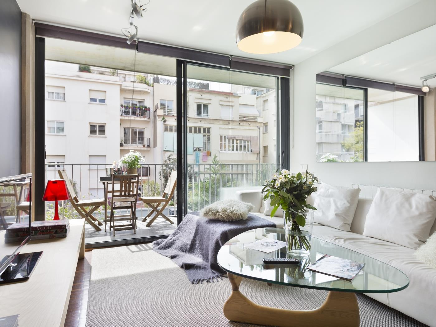 Executive Apartment in Sarrià – San Gervasi - My Space Barcelona Aпартаменты