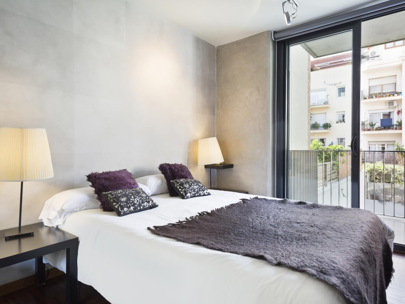 Executive Apartment in Sarrià – Pedralbes - My Space Barcelona Aпартаменты