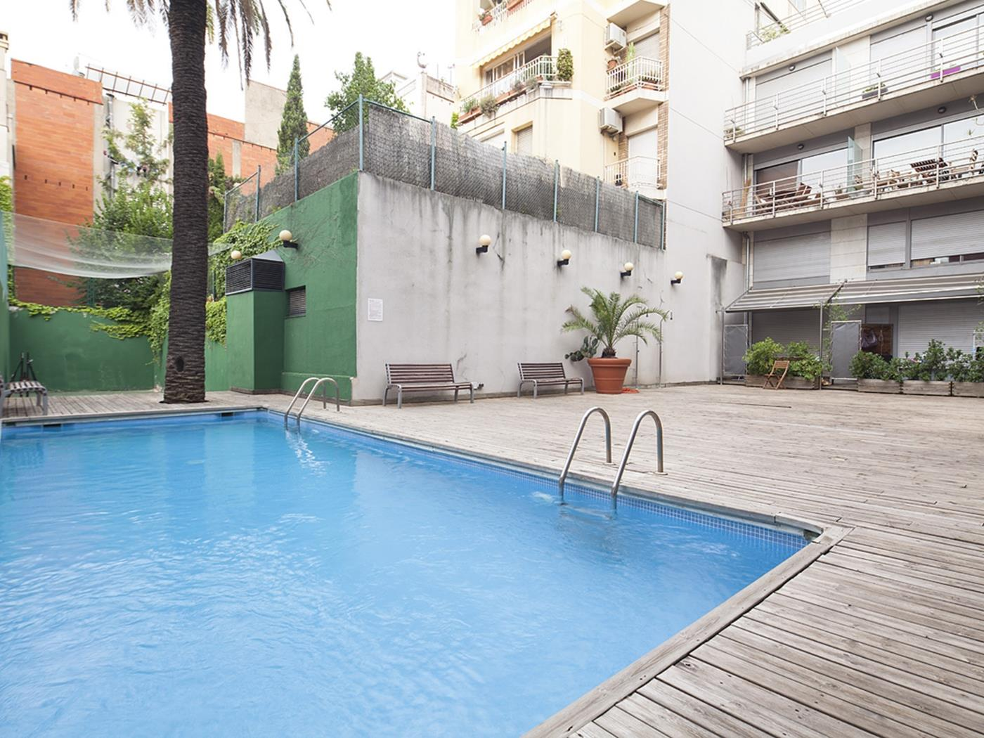 Putxet apartments with pool 35 I - My Space Barcelona Aпартаменты