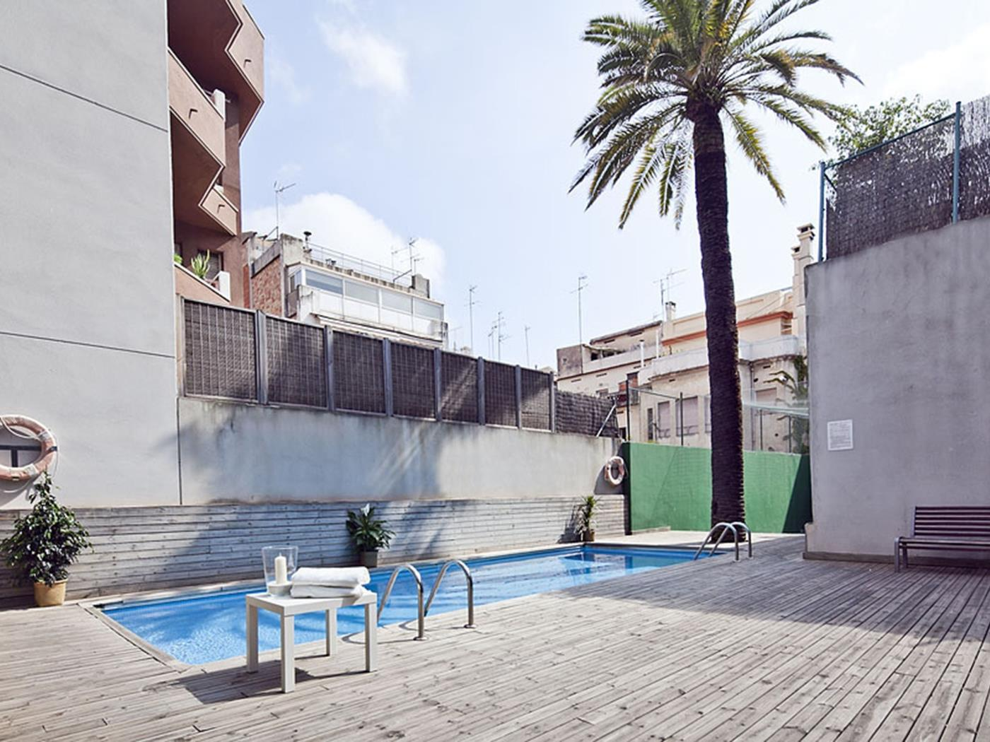 Apartment with shared swimming pool 37 I - My Space Barcelona Aпартаменты